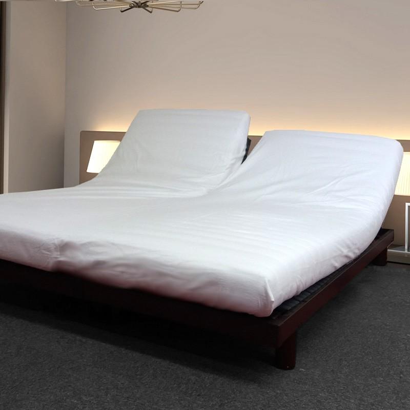 Drap housse tete de lit relevable | Fmota