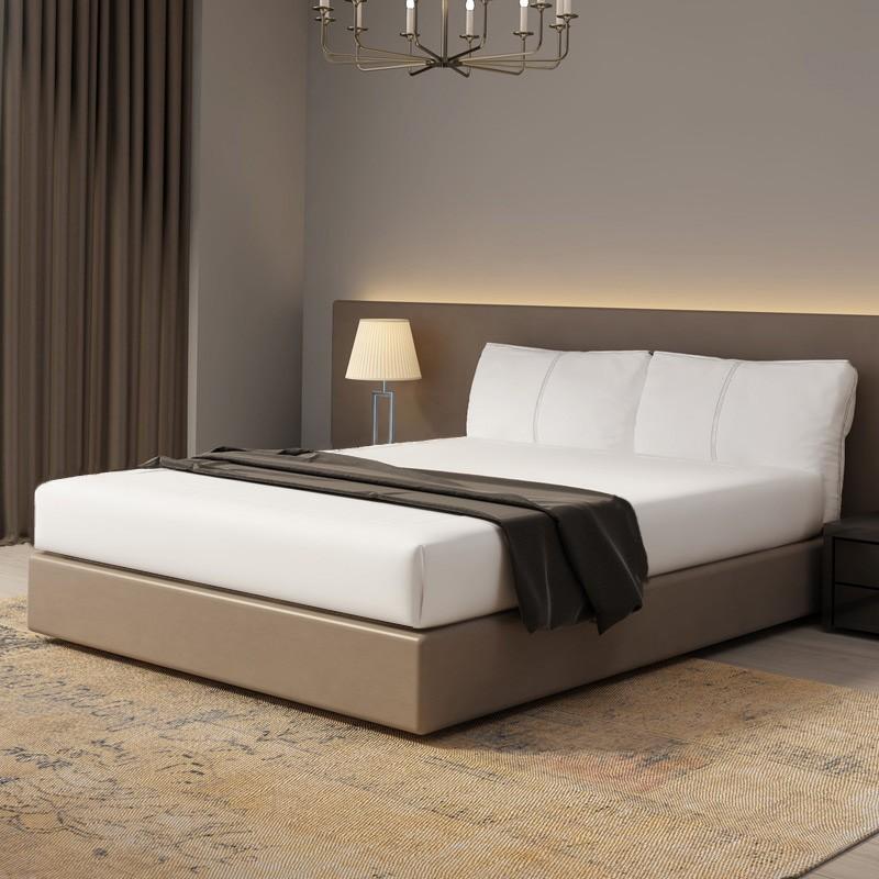 drap housse bonnet 40 35 30 en percale de coton. Black Bedroom Furniture Sets. Home Design Ideas